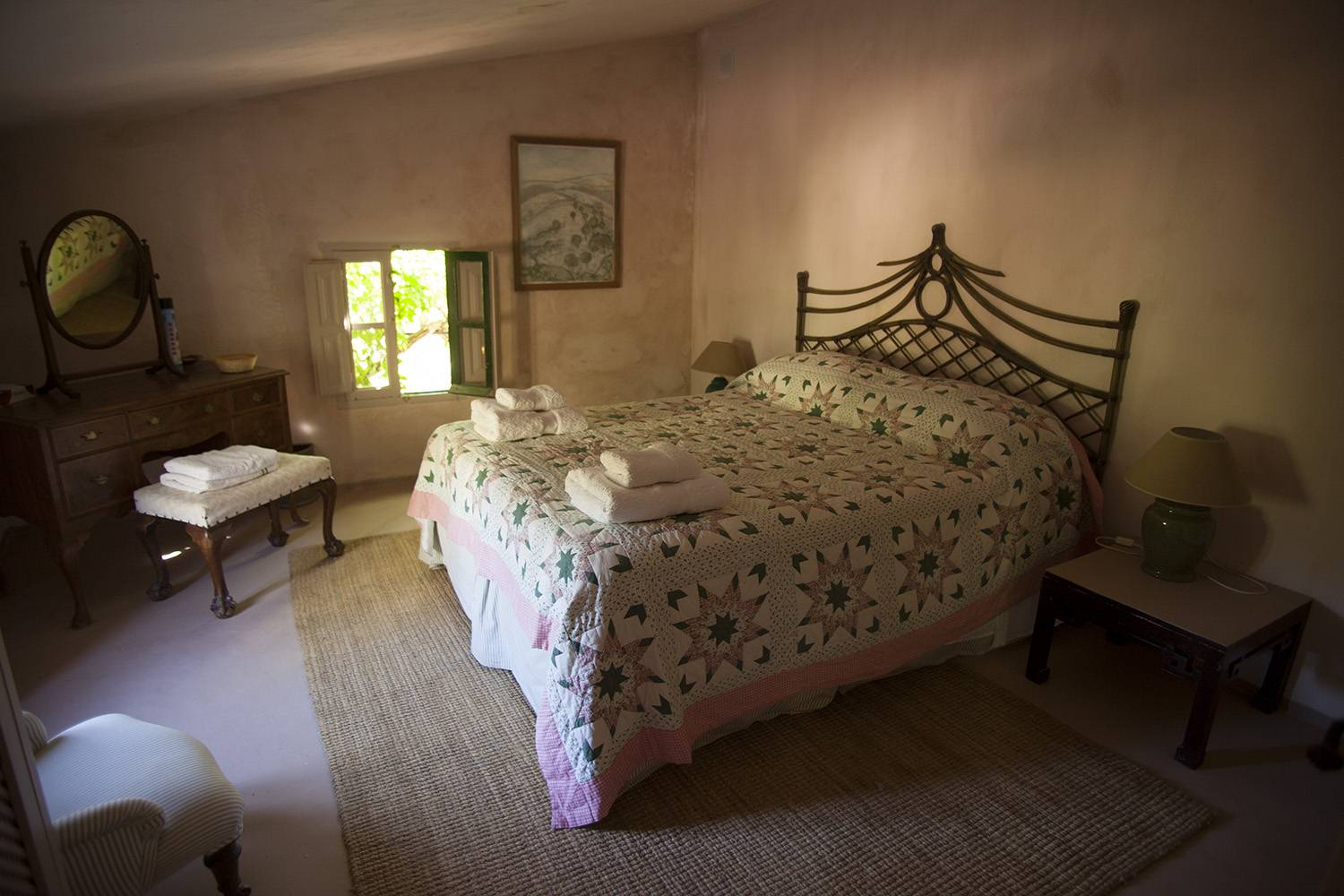 One of our beautiful bedrooms